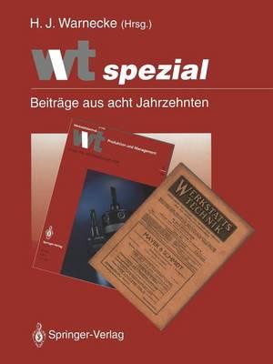 WT Spezial: Beitrage Aus Acht Jahrzehnten (Paperback)