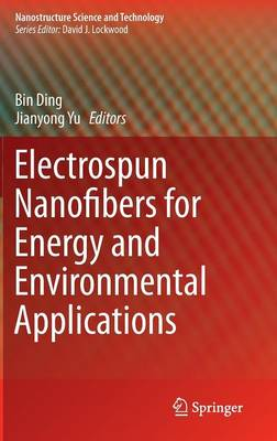 Electrospun Nanofibers for Energy and Environmental Applications - Nanostructure Science and Technology (Hardback)