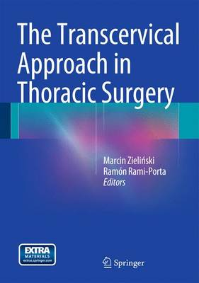 The Transcervical Approach in Thoracic Surgery