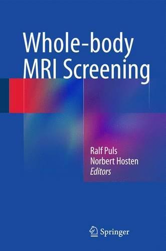 Whole-body MRI Screening (Hardback)
