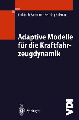Adaptive Modelle F r Die Kraftfahrzeugdynamik - VDI-Buch (Paperback)