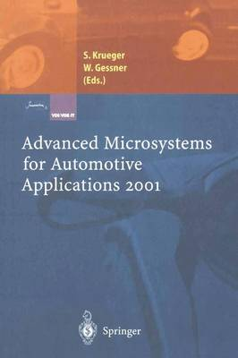 Advanced Microsystems for Automotive Applications 2001 - VDI-Buch (Paperback)