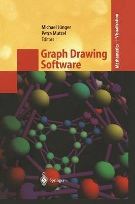 Graph Drawing Software - Mathematics and Visualization (Paperback)