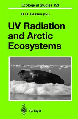 UV Radiation and Arctic Ecosystems - Ecological Studies 153 (Paperback)