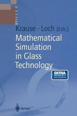Mathematical Simulation in Glass Technology - Schott Series on Glass and Glass Ceramics (Paperback)