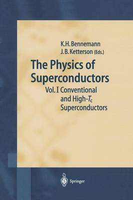 The Physics of Superconductors: Vol. I. Conventional and High-Tc Superconductors (Paperback)