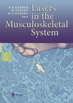 Lasers in the Musculoskeletal System (Paperback)