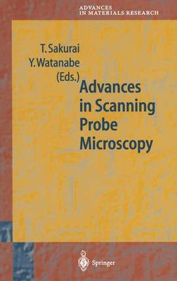 Advances in Scanning Probe Microscopy - Advances in Materials Research 2 (Paperback)