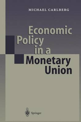 Economic Policy in a Monetary Union (Paperback)