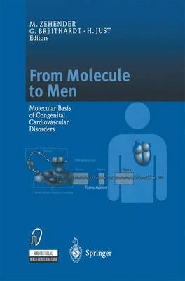 From Molecule to Men: Molecular Basis of Congenital Cardiovascular Disorders (Paperback)