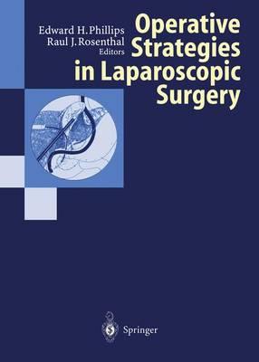 Operative Strategies in Laparoscopic Surgery (Paperback)