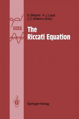 The Riccati Equation - Communications and Control Engineering (Paperback)