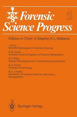 Forensic Science Progress - Forensic Science Progress 5 (Paperback)