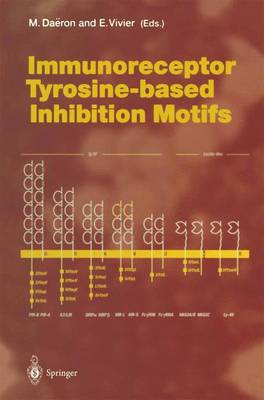 Immunoreceptor Tyrosine-based Inhibition Motifs - Current Topics in Microbiology and Immunology 244 (Paperback)