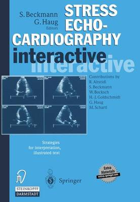 Stress Echocardiography Interactive: Strategies for Interpretation, Illustrated Text Plus CD-ROM (Paperback)