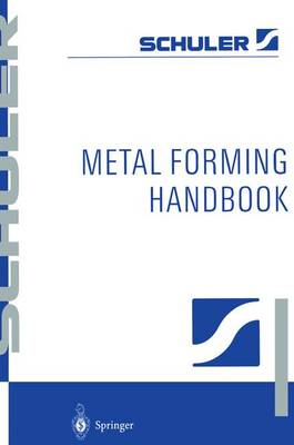 Metal Forming Handbook (Paperback)