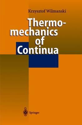 Thermomechanics of Continua (Paperback)