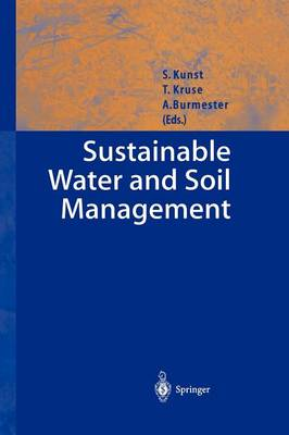 Sustainable Water and Soil Management (Paperback)