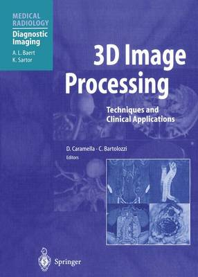 3D Image Processing: Techniques and Clinical Applications - Medical Radiology (Paperback)