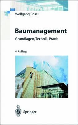 Baumanagement (Paperback)