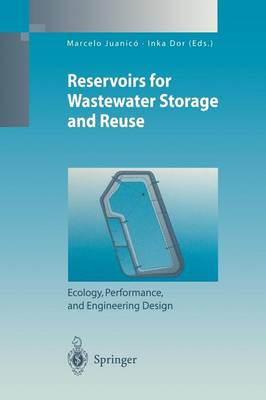 Hypertrophic Reservoirs for Wastewater Storage and Reuse: Ecology, Performance, and Engineering Design - Environmental Science (Paperback)