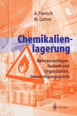 Chemikalienlagerung (Paperback)