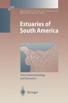 Estuaries of South America: Their Geomorphology and Dynamics - Environmental Science and Engineering (Paperback)