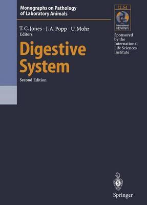 Digestive System - Monographs on Pathology of Laboratory Animals (Paperback)