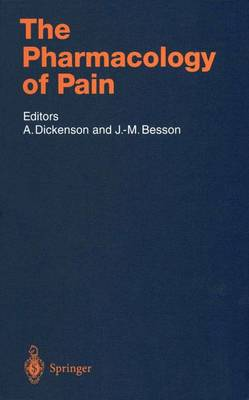 The Pharmacology of Pain - Handbook of Experimental Pharmacology 130 (Paperback)