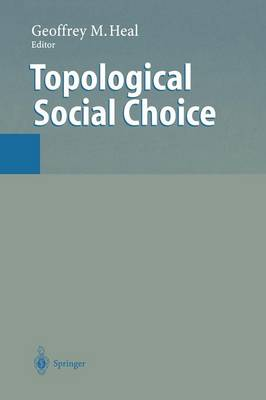 Topological Social Choice (Paperback)