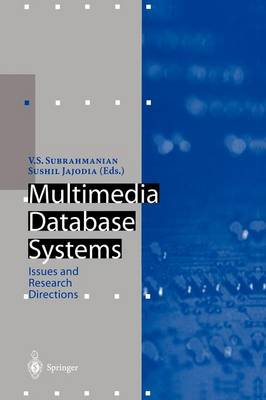 Multimedia Database Systems: Issues and Research Directions - Artificial Intelligence (Paperback)
