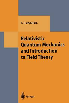 Relativistic Quantum Mechanics and Introduction to Field Theory - Theoretical and Mathematical Physics (Paperback)