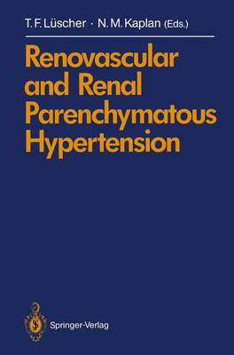 Renovascular and Renal Parenchymatous Hypertension (Paperback)
