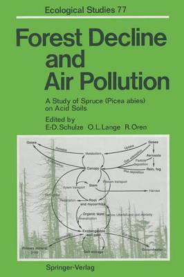 Forest Decline and Air Pollution: A Study of Spruce (Picea abies) on Acid Soils - Ecological Studies 77 (Paperback)