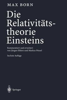Die Relativitatstheorie Einsteins (Paperback)
