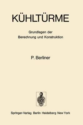 Kuhlturme (Paperback)