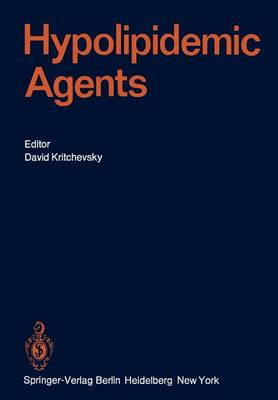 Hypolipidemic Agents - Handbook of Experimental Pharmacology 41 (Paperback)