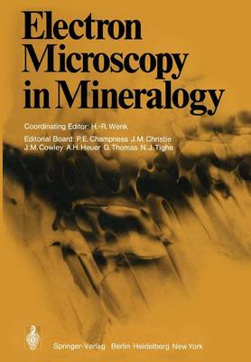 Electron Microscopy in Mineralogy (Paperback)