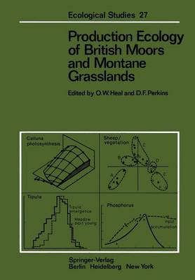Production Ecology of British Moors and Montane Grasslands - Ecological Studies 27 (Paperback)