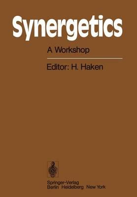 Synergetics: A Workshop Proceedings of the International Workshop on Synergetics at Schloss Elmau, Bavaria, May 2-7, 1977 - Springer Series in Synergetics 2 (Paperback)