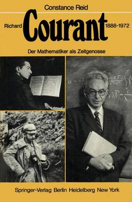 Richard Courant 1888-1972 (Paperback)