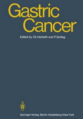 Gastric Cancer (Paperback)