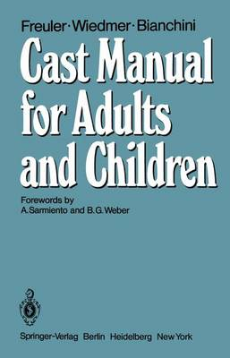 Cast Manual for Adults and Children (Paperback)