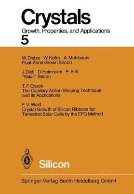 Silicon - Crystals 5 (Paperback)