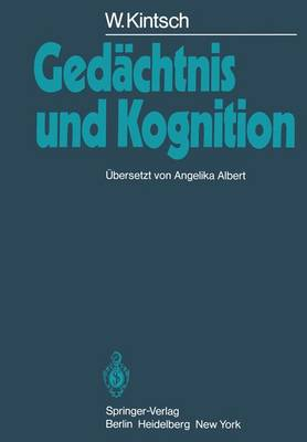 Gedachtnis und Kognition (Paperback)