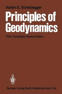 Principles of Geodynamics (Paperback)