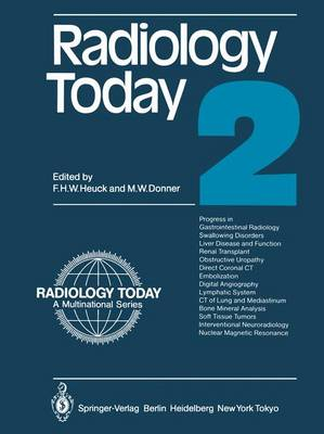 Radiology Today - Radiology Today 2 (Paperback)