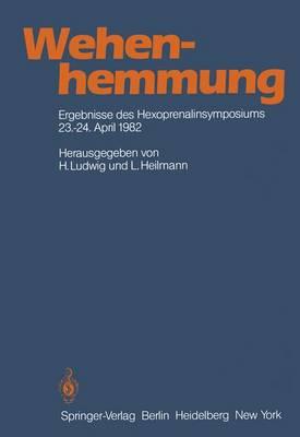 Wehenhemmung (Paperback)