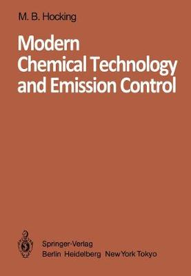 Modern Chemical Technology and Emission Control (Paperback)