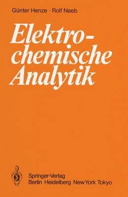 Elektrochemische Analytik (Paperback)